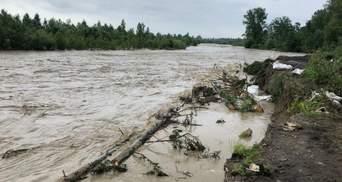 На Буковине готовятся к эвакуации из-за наводнения: объявили красный уровень опасности