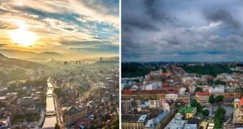 Война и время оставили свой след: как во Львове и Сараево спасают архитектуру