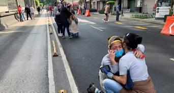 У Мексиці зафіксували потужний землетрус, багато жертв та постраждалих: відео
