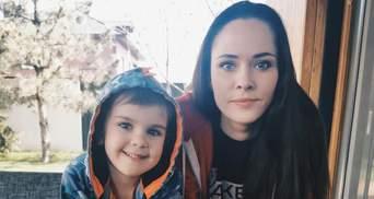 4-летний сын солистки The Hardkiss не по-детски прокомментировал катастрофу в Карпатах