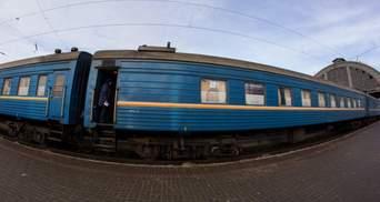 Наводнения на Прикарпатье: Укрзализныця отменила 7 пригородных поездов