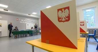 Президентські вибори в Польщі – 2020: відомі результати екзитполів – буде другий тур