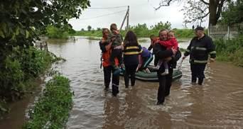 Наводнение на Буковине: некоторые жители отказываются от эвакуации – видео
