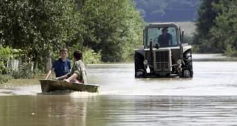 Разрушенные мосты и эвакуация: какими были самые масштабные наводнения в Украине