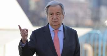 Генсек ООН Гутерреш обнародовал доклад о новых нарушениях России в Крыму: подробности документа