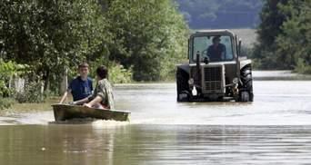 Наводнение на Западной Украине: как каждый раз власть играет в театр абсурда