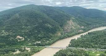 Штормовое предупреждение на Западе: в реках ожидают подъема уровня воды
