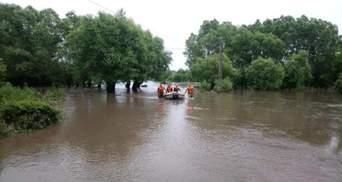Почему города и деревни на западе Украины уходят под воду: причины