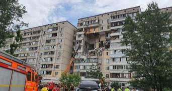 Взрыв на Позняках: людям срочно восстанавливают документы