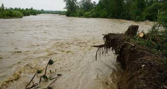 Уничтожены километры дорог, повреждены 120 мостов: Аваков о последствиях стихии на Западе