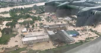Непогода на Западной Украине: какова ситуация по состоянию на утро 27 июня