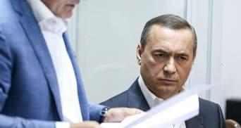 Ексдепутат Мартиненко подав апеляцію на рішення суду у Швейцарії про ув'язнення