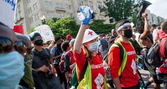 Убийства черных в США: повлияли ли массовые протесты Black Lives Matter на распространение COVID