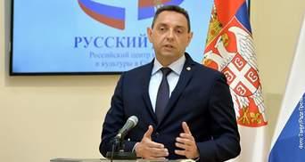 Досвяткувався: після параду в Москві в міністра оборони Сербії виявили COVID-19