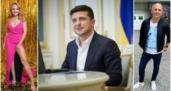 Звання для Потапа й орден Тіні Кароль: Зеленський нагородив понад 200 людей до Дня Конституції