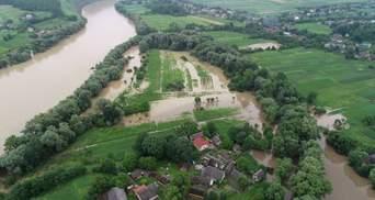 Київщину та Одещину накриє негода: існує загроза паводків