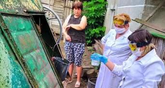 Все в иле, а питьевой воды нет: последствия наводнений на Западной Украине – фото, видео