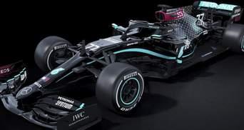 Формула-1: Mercedes змінив ліврею болідів Хемілтона і Боттаса через боротьбу з расизмом – фото