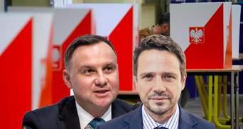 Выборы президента Польши 2020: почему для Дуды наступили непростые времена