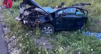Смертельное ДТП на трассе Киев – Одесса: есть погибшая и травмированные, среди которых дети