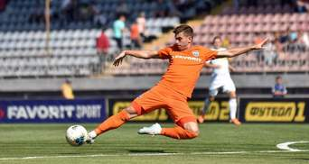 Чемпион мира в составе сборной Украины U-20 Чех может перейти в клуб МЛС