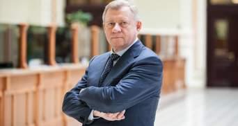 Голова НБУ Яків Смолій подав у відставку, заявивши про політичний тиск