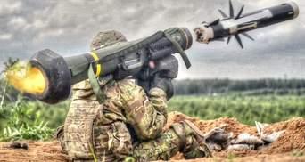 Кожна з військових бригад у зоні ООС буде підсилена комплексом Javelin