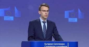 Реакция ЕС на отставку Смолия: Это – тревожный сигнал