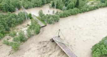 """Як повінь у Карпатах """"змиває"""" екологів і екоактивістів"""