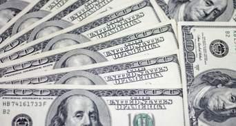 НБУ продав 200 мільйонів доларів, щоб заспокоїти паніку після заяви Смолія про відставку