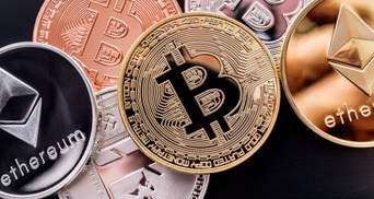 """800% прибутку: які криптовалюти """"злетіли вгору"""" за час пандемії"""