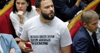 """Мне суд разрешил, – Дубинский заявил, что имеет право говорить про """"собачий рот Смолия"""""""