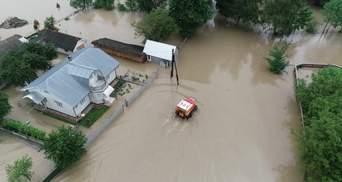 Последствия наводнения: Разумков подписал закон о выделении двух миллиардов гривен