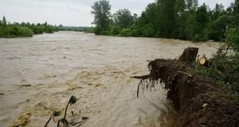 Негода повернулася в Україну: на Львівщині затопило цілі села – фото, відео