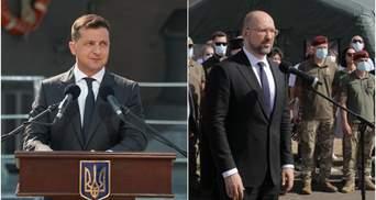 Річниця звільнення Краматорська і Слов'янська: Зеленський і Шмигаль провели відеоміст