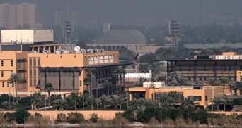 """В Багдаде обстреляли """"зеленую зону"""", досталось и посольству США"""