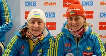 Новый тренер сборной Украины по биатлону решил судьбу сестер Семеренко