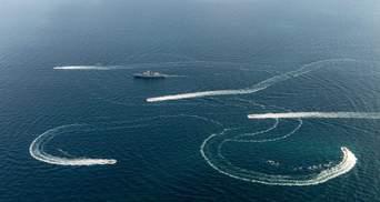 Азовське море – це не калюжа Росії, – командувач ВМС про оборону регіону