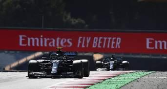 Формула-1: Боттас выиграл сумасшедший гран-при Австрии, 9 пилотов не доехали до финиша