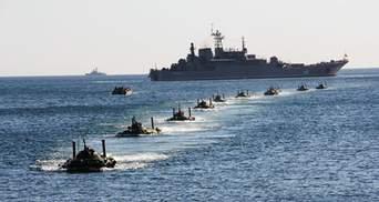 У ВМС України заявили, що готуються до повномасштабної військової конфронтації РФ