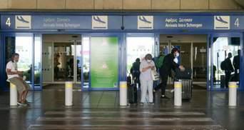 Почему не пропустили украинцев в аэропорту Афин: история из первых уст