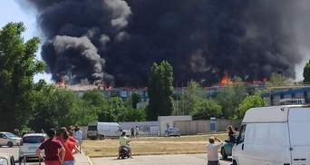 """Ужасный пожар в Новой Каховке: люди буквально """"остались без крыши"""""""