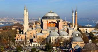 Ердоган хоче зробити зі Святої Софії мечеть: православний світ шокований