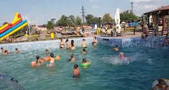 Де поплавати на Закарпатті: добірка відпочинкових зон