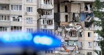 2925 гривень за метр квадратний: Київрада виділила гроші потерпілим від вибуху на Позняках
