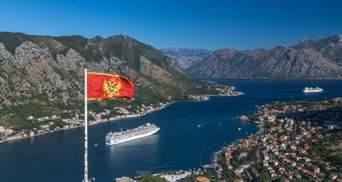 Чорногорія спростила в'їзд для українських туристів: які умови