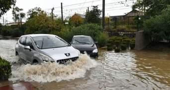 На Волыни из-за дождей реки вышли из берегов: затоплены пять районов