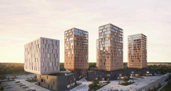Місто тюльпанів: в Казахстані побудують сучасний бізнес-центр – неймовірні фото