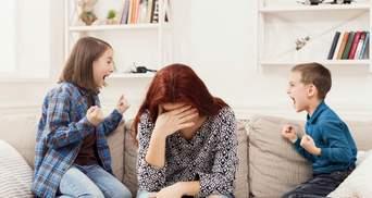 Что делать, когда ребенок себя плохо ведет: интересный совет