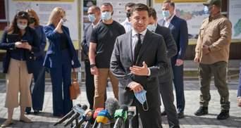 Пожежі на Луганщині і повені на Заході: Зеленський пообіцяв допомогу – відомі суми